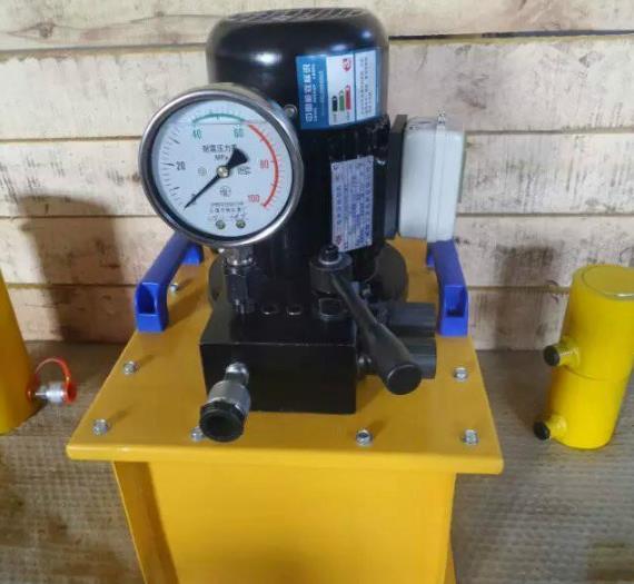 电动分离式液压千斤顶